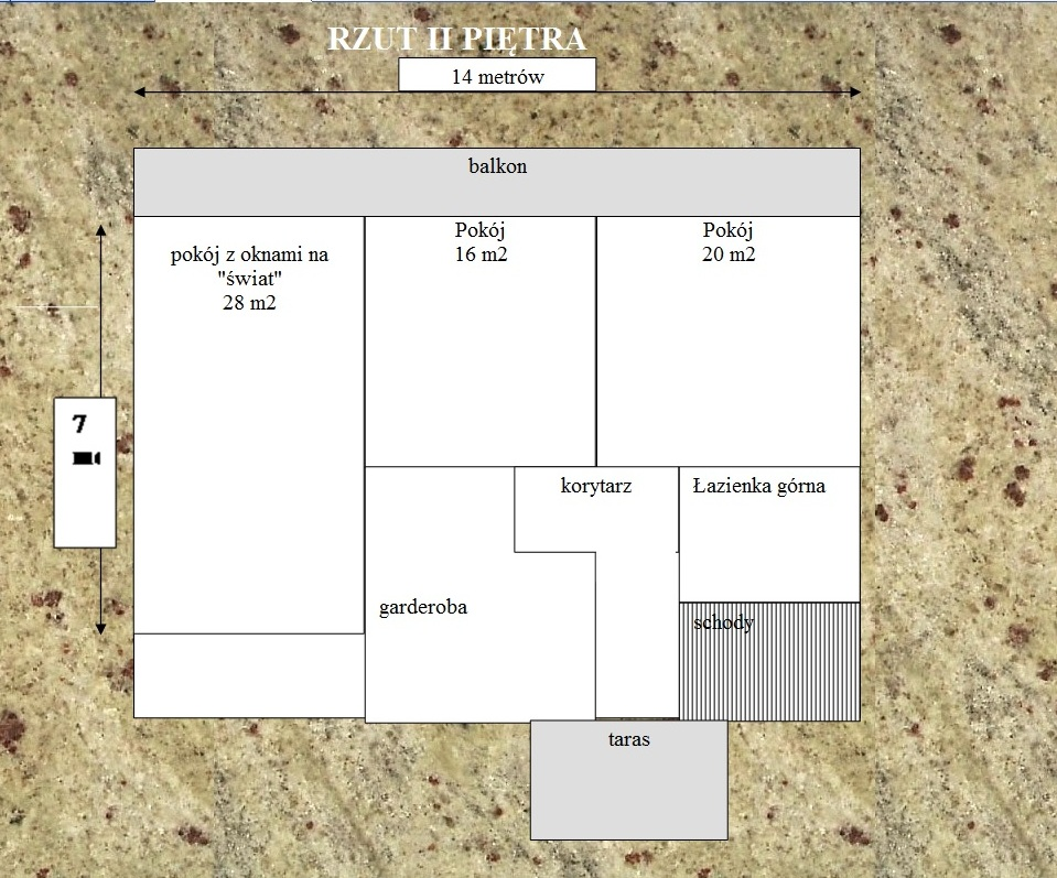malesin rzut II pietra